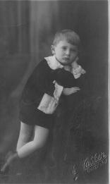 Samuel Aroni age 2 1/2.